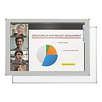 BALT Interactive Projector Board with Brio Trim - projection screen - 107 i