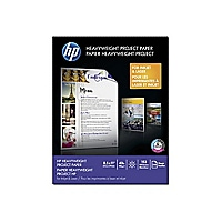 HP Heavyweight Project - paper - 250 sheet(s) - 8.5 in x 11 in - 150 g/m²