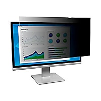 "3M Privacy Filter for 22"" Widescreen Monitor - display privacy filter - 22"""