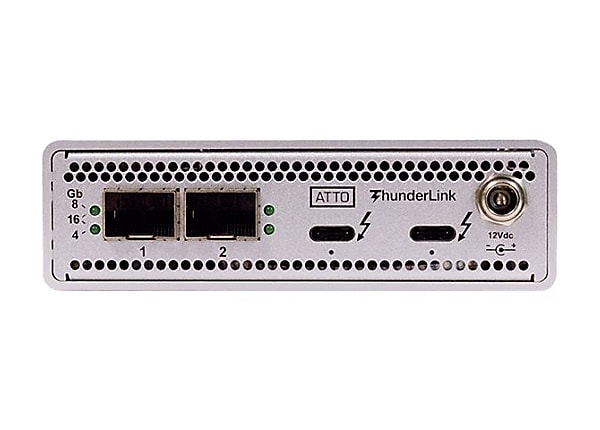 ATTO ThunderLink FC 3162 - network adapter
