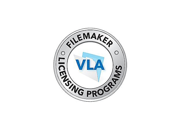 FileMaker Server (v. 16) - license + 1 Year Maintenance - 1 server