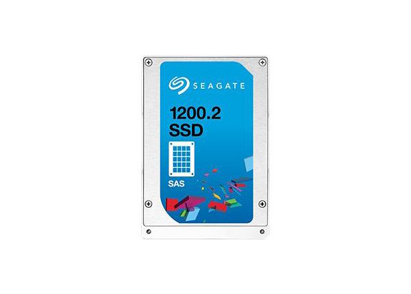 Seagate 1200.2 SSD ST400FM0343 - solid state drive - 400 GB - SAS 12Gb/s
