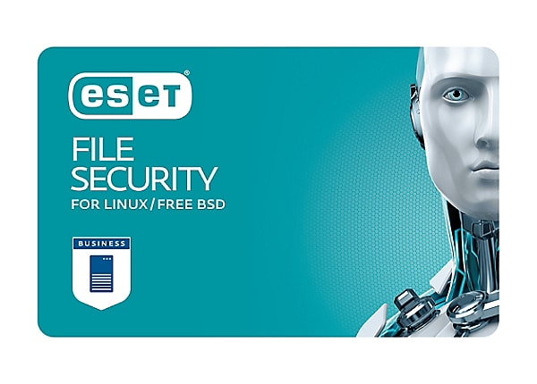 ESET File Security for Linux/BSD - subscription license renewal (1 year) -