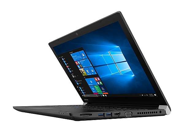 "Dynabook Toshiba Tecra A50-D - 15.6"" - Core i5 7300U - 4 GB RAM - 256 GB SS"