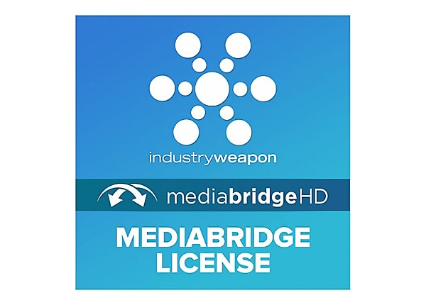 MediaBridge (VMWare based) - license