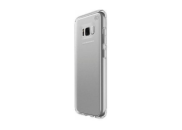 Speck Presidio Clear Samsung Galaxy S8+ - protective case for cell phone
