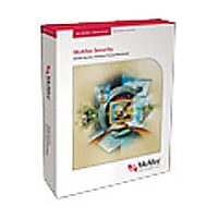 McAfee Active Virus Defense Small Business Edition 11-25 node