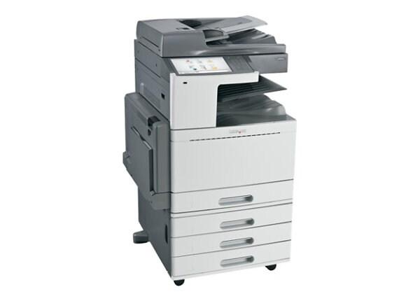 Lexmark X952DTE - multifunction printer - color