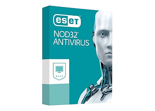 NOD32 Antivirus Home Edition - subscription license (1 year) - 1 PC