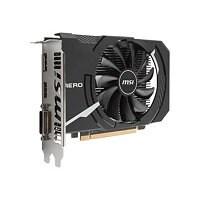 MSI RX 560 AERO ITX 4G OC graphics card - Radeon RX 560 - 4 GB