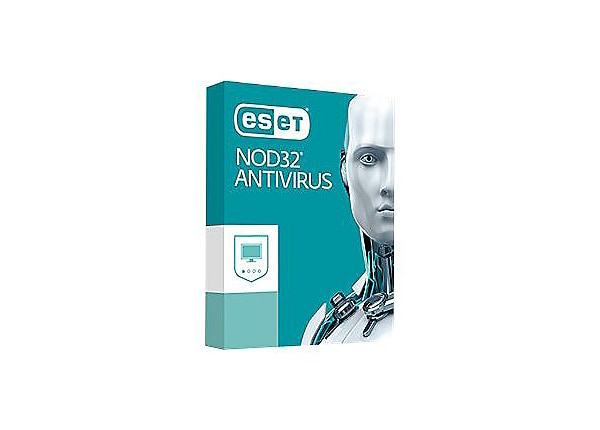 NOD32 Antivirus Home Edition - subscription license (2 years) - 1 PC