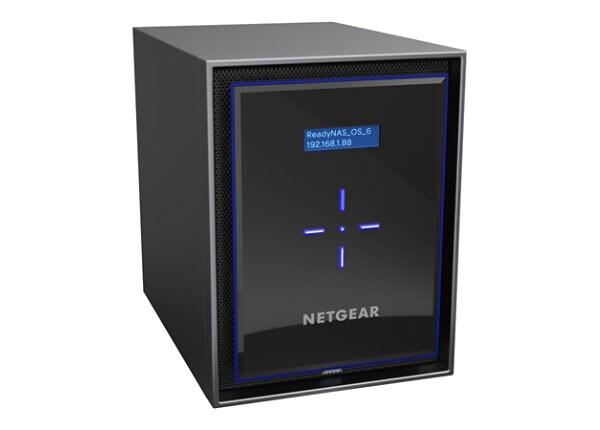 NETGEAR ReadyNAS 426 6-Bay 36TB Enterprise, 2.2GHz, 4GB RAM (RN426E6)