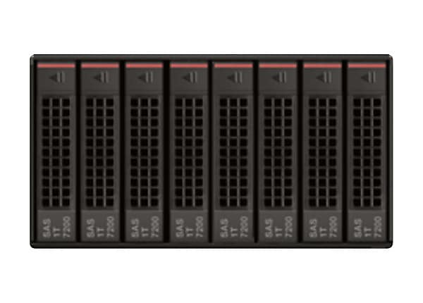 "Lenovo ThinkServer 2.5"" Hot-Swap HDD Expansion Kit for Tower - storage driv"