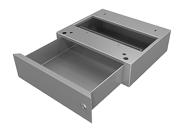 BALT Trend Locking Pencil - table drawer module