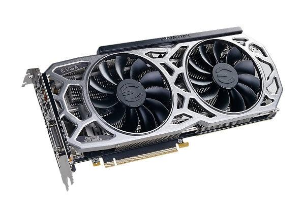 EVGA GeForce GTX 1080 Ti SC2 GAMING - graphics card - GF GTX 1080 Ti - 11 G