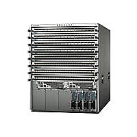 Cisco ONE Nexus 9508 - Bundle - switch - managed - rack-mountable - with Ci
