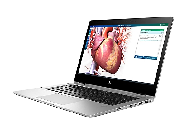 "HP EliteBook x360 1030 G2 - 13.3"" - Core i7 7600U - 8 GB RAM - 512 GB SSD -"