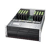 Supermicro SuperServer 4028GR-TRT2 - rack-mountable - no CPU - 0 MB - 0 GB