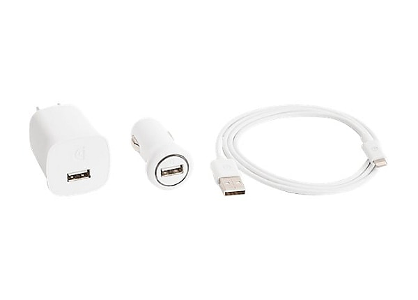 Griffin PowerDuo power adapter kit
