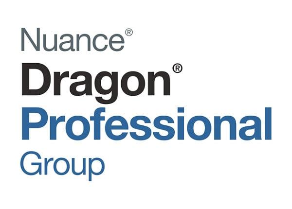 Dragon Professional Group (v. 15) - box pack - 1 user