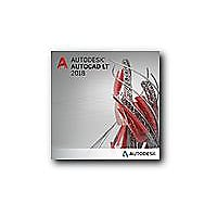 AutoCAD LT 2018 - subscription (annual) - 1 seat
