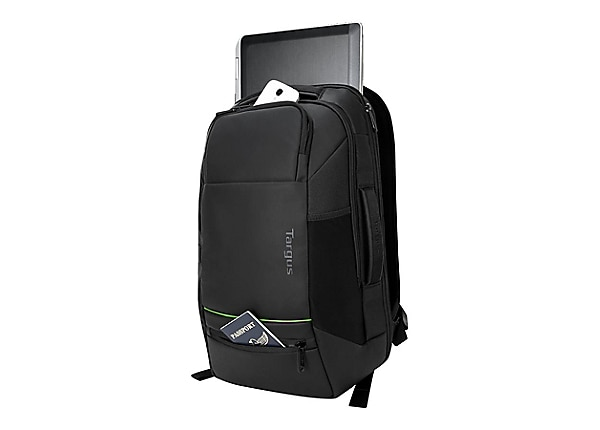 Targus EcoSmart Balance - notebook carrying backpack