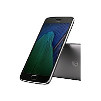 Motorola Moto G5 Plus - XT1687 - lunar gray - 4G LTE - 64 GB - CDMA / GSM -