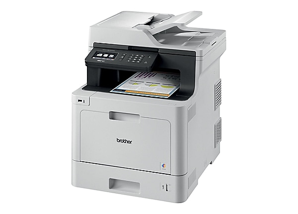 Brother MFC-L8610CDW - multifunction printer (color)