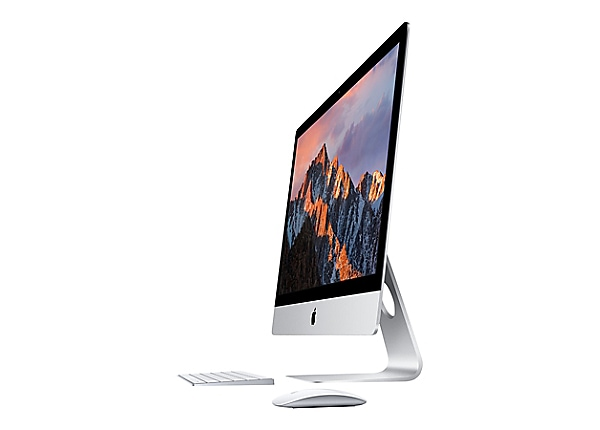 "Apple iMac - all-in-one - Core i5 2.3 GHz - 8 GB - 1 TB - LED 21.5"" - Engli"