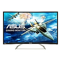 ASUS VA326H - LED monitor - curved - Full HD (1080p) - 31.5""