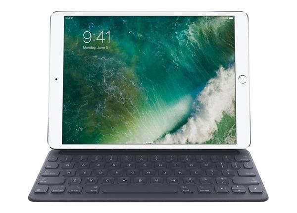 Apple Smart - keyboard and folio case - English