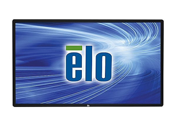 "Elo Interactive Digital Signage Display 5501LT Infrared 55"" Class (54.6"" vi"