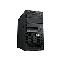 Lenovo ThinkServer TS150 - tower - Xeon E3-1275V6 3.8 GHz - 8 GB - 0 GB