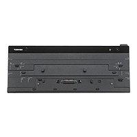 Toshiba Hi Speed Port Replicator III+ - port replicator - VGA, DVI, HDMI, 2