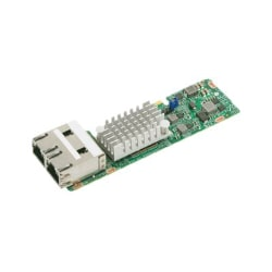 Supermicro Add-on Card AOC-CTGS-i2T - network adapter - PCIe 3.0 x4 - 10Gb
