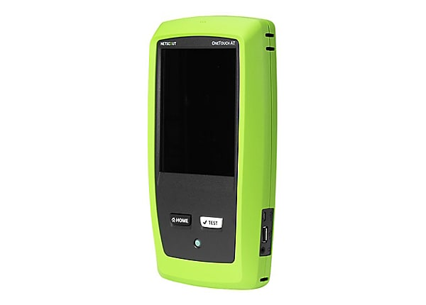 NETSCOUT OneTouch 1T-Mainframe Network Tester Mainframe (Module sold separa