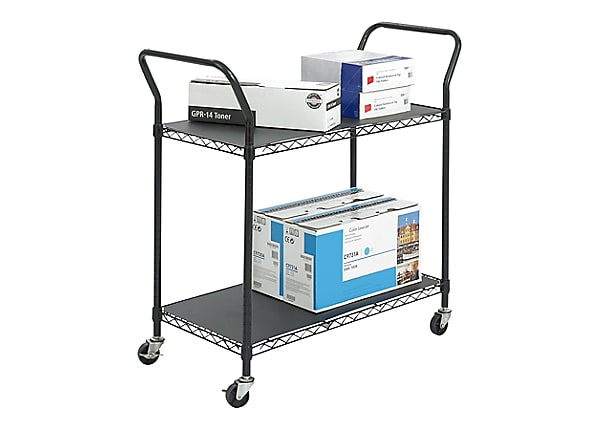 Safco Wire Utility Cart - trolley