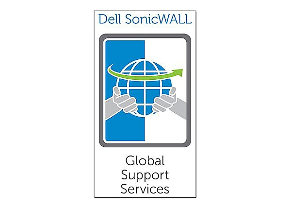 SonicWall Gold Support extended service agreement - 3 years