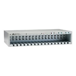 Allied Telesis Media Conversion Rack-Mount Chassis - modular expansion base