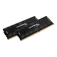 HyperX Predator - DDR4 - 16 GB: 2 x 8 GB - DIMM 288-pin - unbuffered