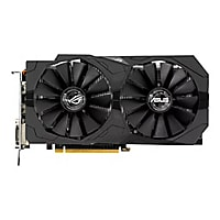 ASUS ROG STRIX-GTX1050TI-4G-GAMING - graphics card - GF GTX 1050 Ti - 4 GB