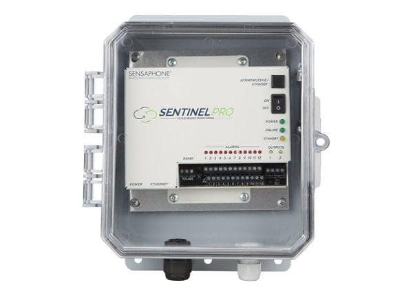 Sensaphone Sentinel PRO Monitoring System SCD-PRO-CD - environment monitoring device