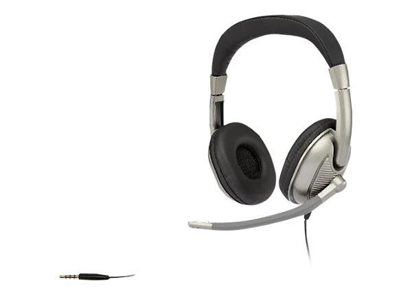 Cyber Acoustics AC 8002 - headset