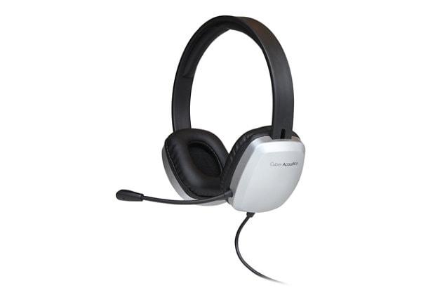 Cyber Acoustics AC 6010 - micro-casque