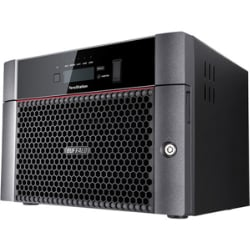 Buffalo TeraStation 5810DN Desktop 64TB NAS Hard Drives Included