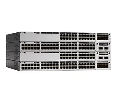 Cisco Catalyst 9300 Network Essentials 48-Port Switch with PoE+