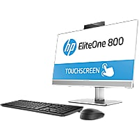 "HP EliteOne 800 G3 23.8"" Core i5-6500 256GB HD 8GB RAM Win 10 Pro"