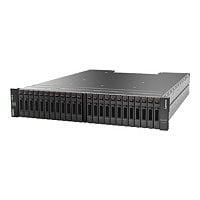 Lenovo ThinkSystem DS Series Dual IOM SFF Expansion Unit - storage enclosur