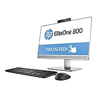 HP EliteOne 800 G3 - all-in-one - Core i7 6700 3.4 GHz - 8 GB - 256 GB - LE