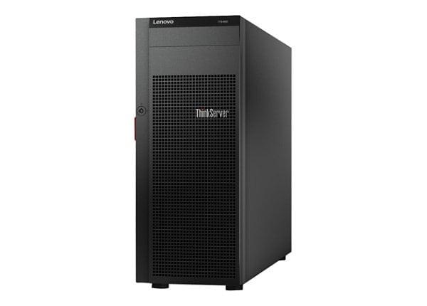 Lenovo ThinkServer TS460 - tower - Xeon E3-1220V6 3 GHz - 8 GB - 0 GB